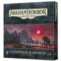 La conspiración de Innsmouth Arkham Horror el juego de cartas
