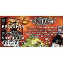 Mage Knight Edición Definitiva 2ª Edición PREVENTA
