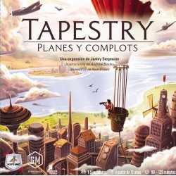 Tapestry Planes y Complots