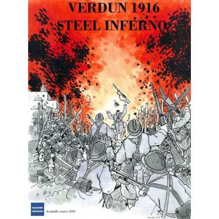 Verdun 1916 Steel Inferno