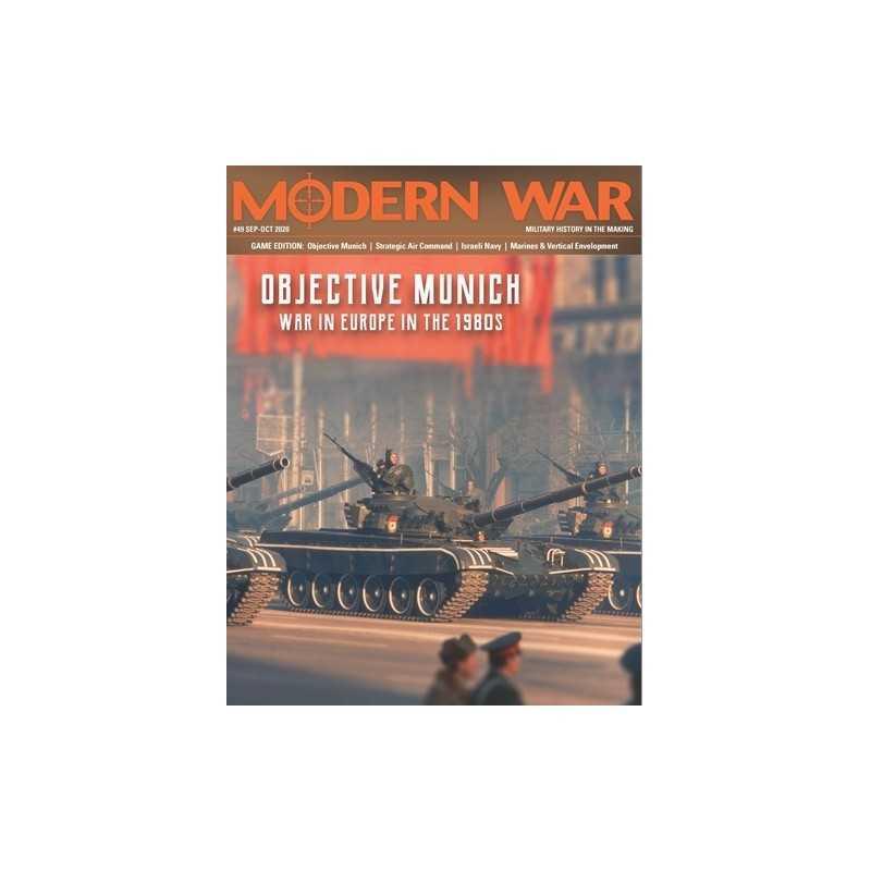 Modern War 49 Objective Munich