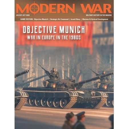 Modern War 49 Objective Munich
