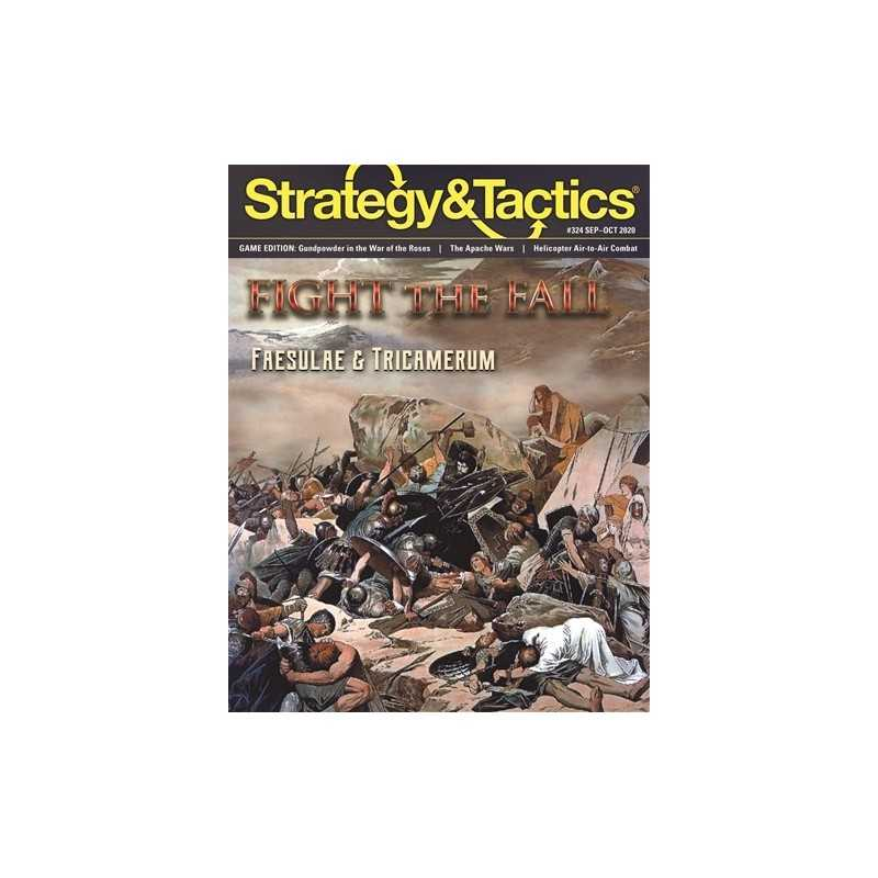 Strategy & Tactics 324 Fight The Fall