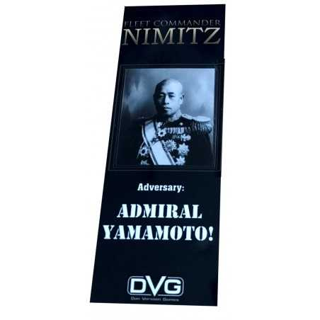 Fleet Commander Nimitz Yamamoto expansion