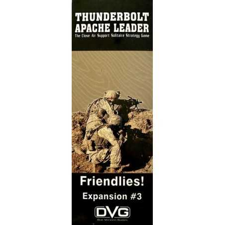 Thunderbolt Apache Leader Expansion 3 friendlies!