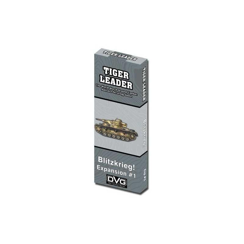 Tiger Leader Blitzkrieg! Expansion 1