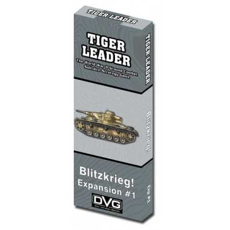 Tiger Leader Blitzkrieg! Expansion 1