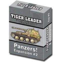 Tiger Leader: Panzers Expansion 2
