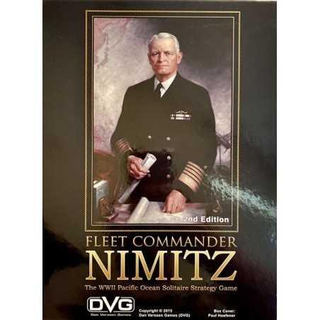 Fleet Commander: Nimitz 2nd edition