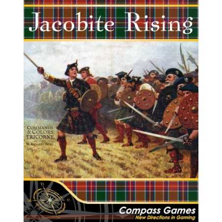 Commands & Colors Tricorne Jacobite Rising