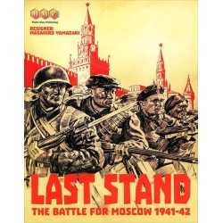Last Stand The Battle for Moscow 1941-42