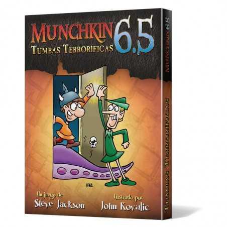 Munchkin 6.5 Tumbas Terroríficas