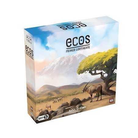 ECOS Primer Continente