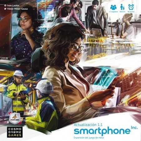 Smartphone Inc ACTUALIZACIÓN 1.1