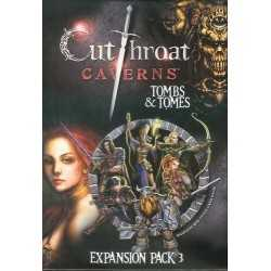 Cutthroat Caverns Tombs & Tomes