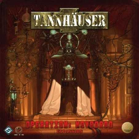 Tannhauser Operation Novgorod (english)