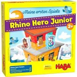 Rhino Hero Mis primeros juegos