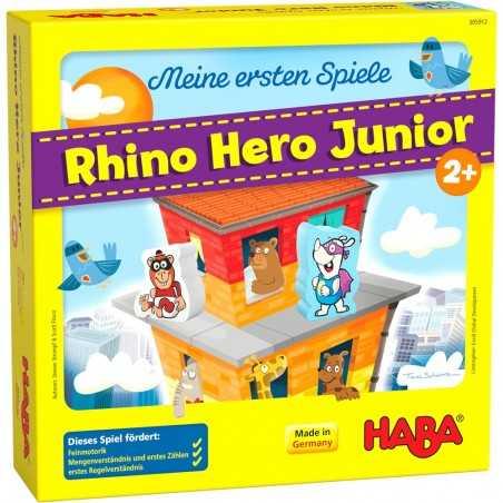 Rhino Hero Junior Mis primeros juegos