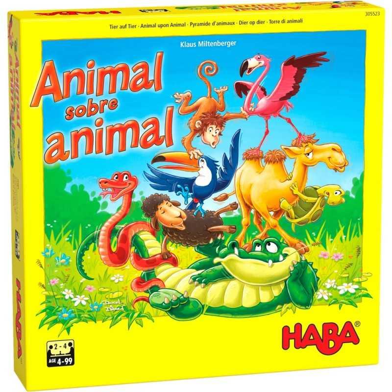 Animal Upon Animal new edition