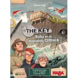 The Key Robo en la mansión Cliffrock