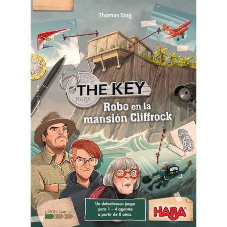 The Key Robo en la mansión Cliffrock