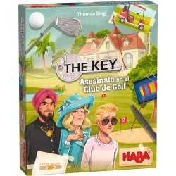 The Key Asesinato en el Club de Golf