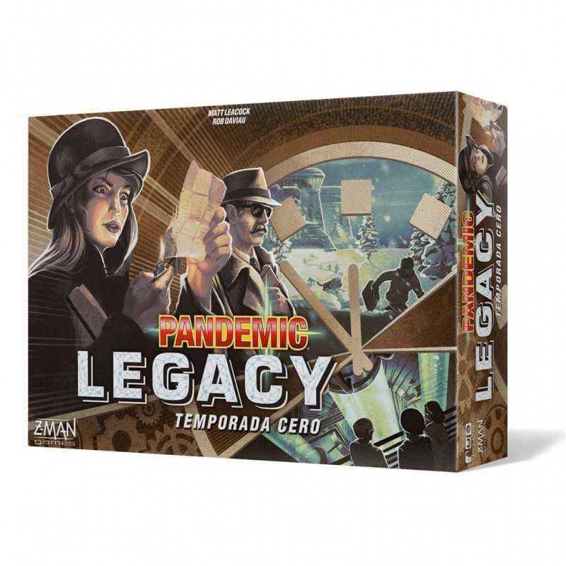 Pandemic Legacy Temporada 0 PREVENTA