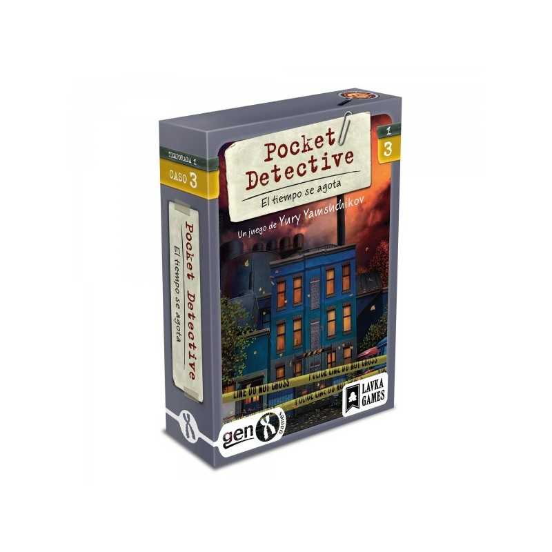 Pocket Detective Temporada 1 Caso 3