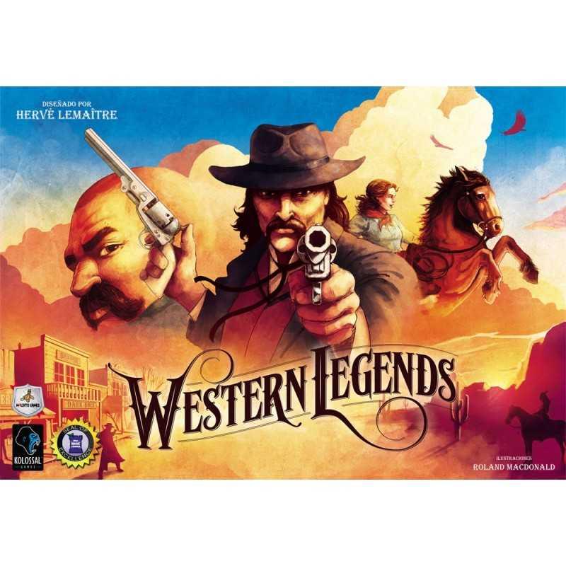 Western Legends