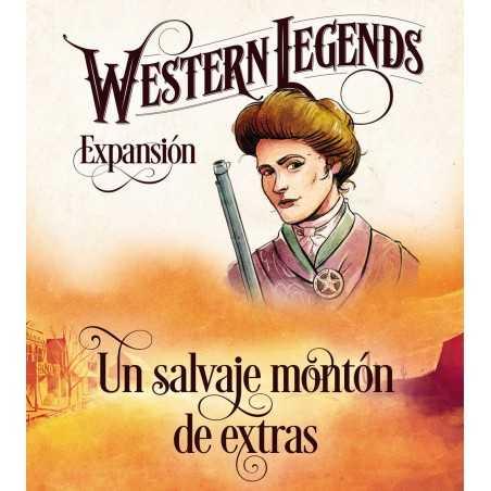 Western Legends UN SALVAJE MONTÓN DE EXTRAS expansión