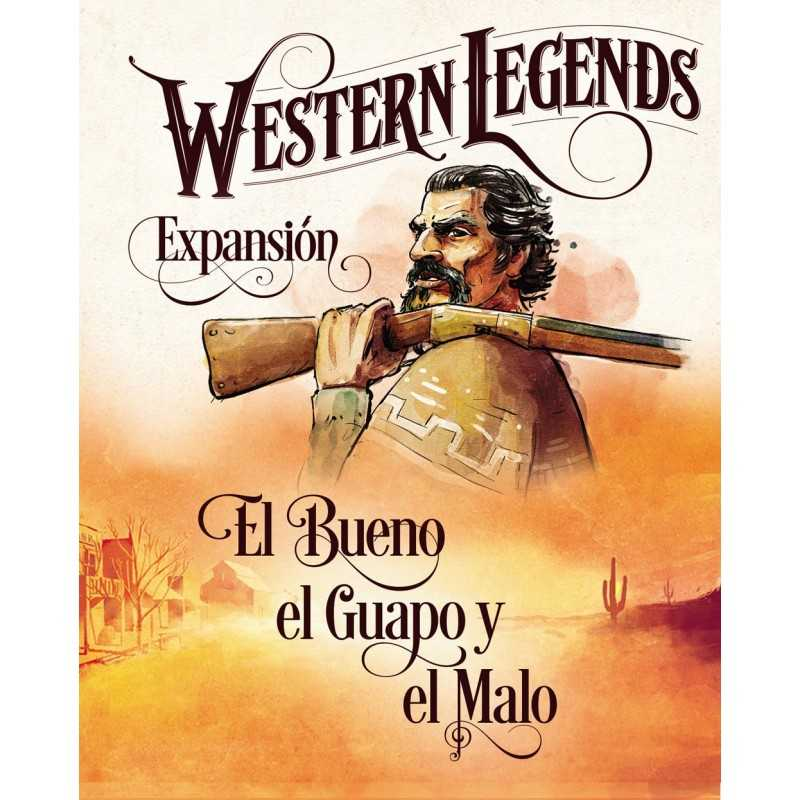 Western Legends EL BUENO, EL GUAPO Y EL MALO expansión