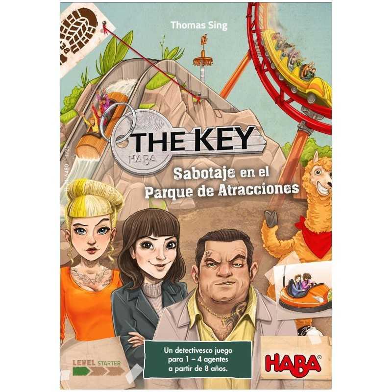 The Key Sabotaje en el Parque de Atracciones