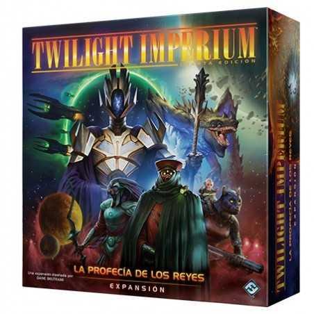 La Profecía de los Reyes EXPANSIÓN Twilight Imperium