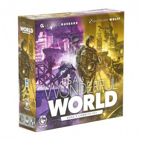 Auge y Corrupción expansión It's a Wonderful World