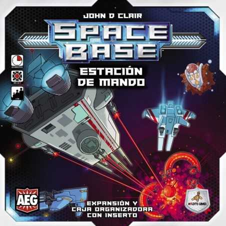 SPACE BASE ESTACIÓN DE MANDO