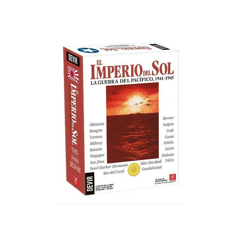 Empire of the Sun 2nd edition