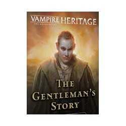 Expansión Historia de un Caballero Vampiro la Mascarada HERITAGE