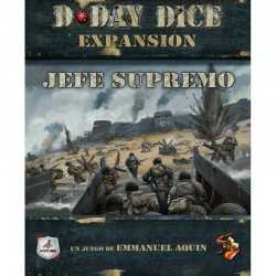 D-Day Dice Jefe Supremo