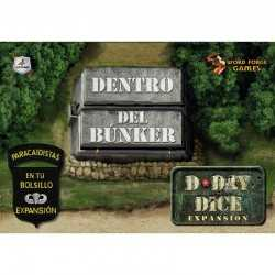D-Day Dice Dentro del Bunker