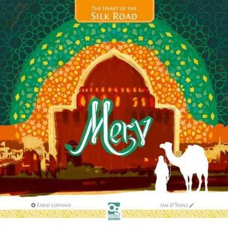 Merv: The Heart of the Silk Road (English)