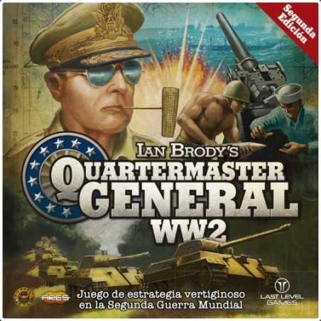 Quartermaster General WW2 Segunda Edición