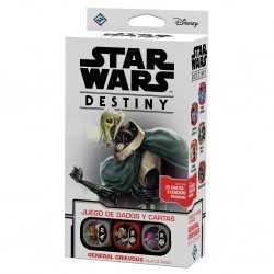 Caja de inicio General Grievous Star Wars Destiny