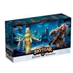 Skytear Liothan expansión en español