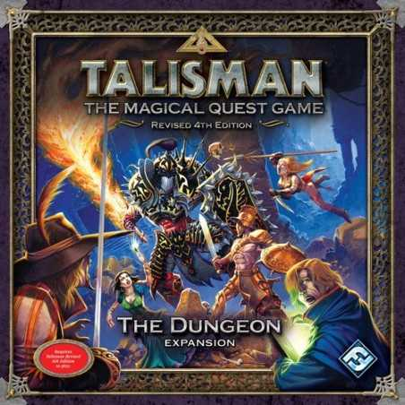The Dungeon : Talisman 4th Edition