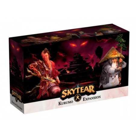 Skytear Kurumo expansión en español