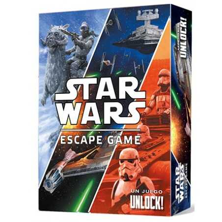 Star Wars Escape Game Unlock