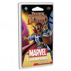 Doctor Extraño Marvel Champions el Juego de Cartas