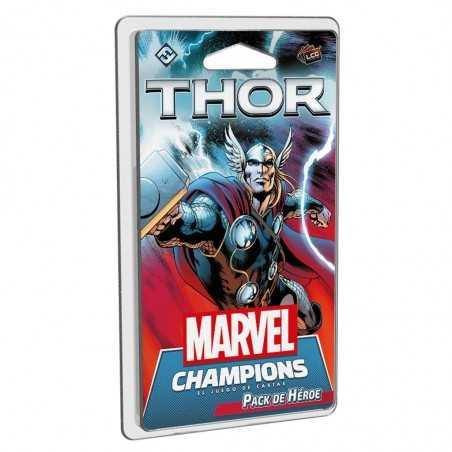 THOR Marvel Champions el Juego de Cartas