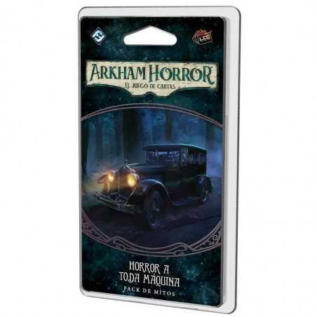 Horror a toda máquina Arkham Horror el juego de cartas