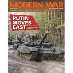 Modern War 50 Puttin Moves East